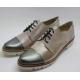 Zapato Blucher Señora piel