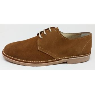 Zapato safari negro