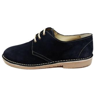 Zapato Safari Hombre Azul Marino