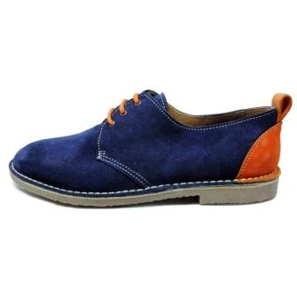 Zapato Safari bicolor