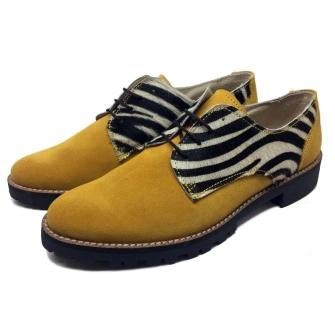 Zapato Oxford Mujer