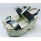 Sandal Platform Jute