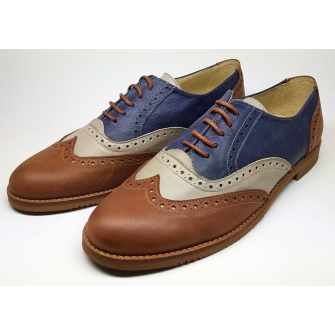 English model Blucher